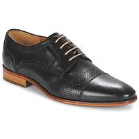 Zapatos Hombre Derbie André LIVING Negro