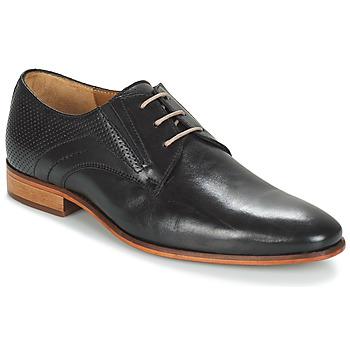 Zapatos Hombre Derbie André LIGURIA Negro