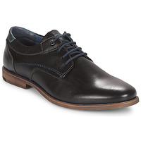 Zapatos Hombre Derbie André COYOTTE Negro
