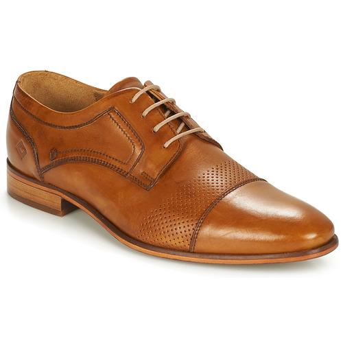 André LIVING Marrón - Envío gratis | ! - Zapatos Derbie Hombre
