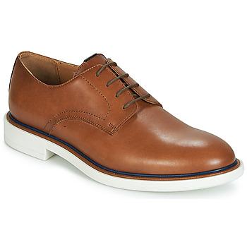 Zapatos Hombre Derbie André MUNICH Marrón