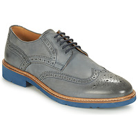 Zapatos Hombre Derbie André FLOWER Gris / Azul