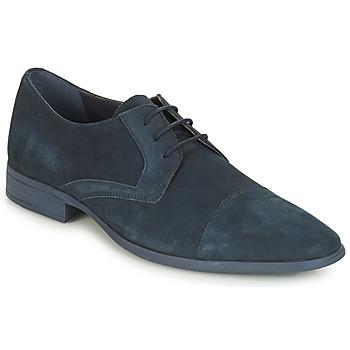 Zapatos Hombre Derbie André GENOVA Azul