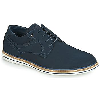 Zapatos Hombre Derbie André MARCEL Marino