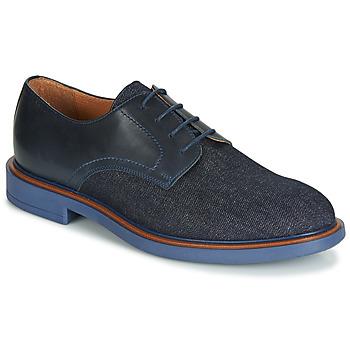 Zapatos Hombre Derbie André RAMEL Azul