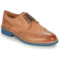 Zapatos Hombre Derbie André FLOWER Marrón / Azul