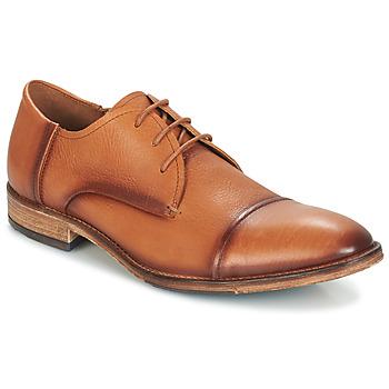 Zapatos Hombre Derbie André ADOMO Camel