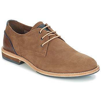 Zapatos Hombre Derbie André LIBERO Marrón