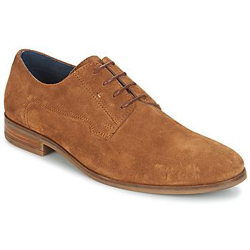 Zapatos Hombre Derbie André EQUATORIAL Camel