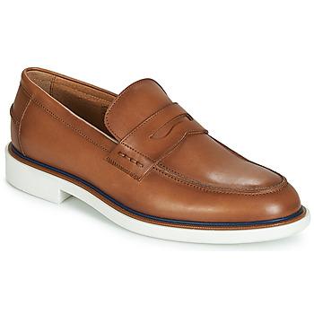 Zapatos Hombre Mocasín André MILANO Marrón