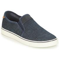 Zapatos Hombre Slip on André CLAPAUX Azul