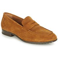 Zapatos Hombre Mocasín André PLATEAU Cognac