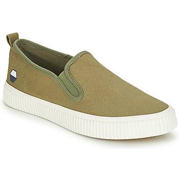 Zapatos Hombre Slip on André TWINY Kaki