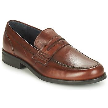 Zapatos Hombre Mocasín André KOLL Marrón
