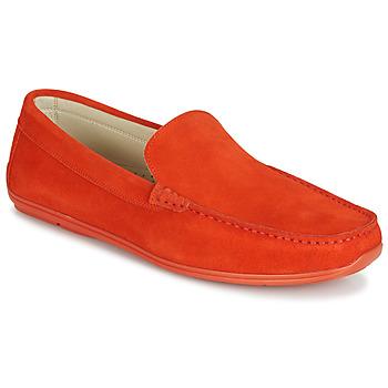 Zapatos Hombre Mocasín André BIGOLO Naranja