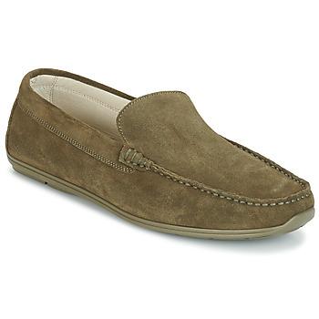 Zapatos Hombre Mocasín André BIGOLO Kaki