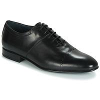 Zapatos Hombre Richelieu André REMUS Negro