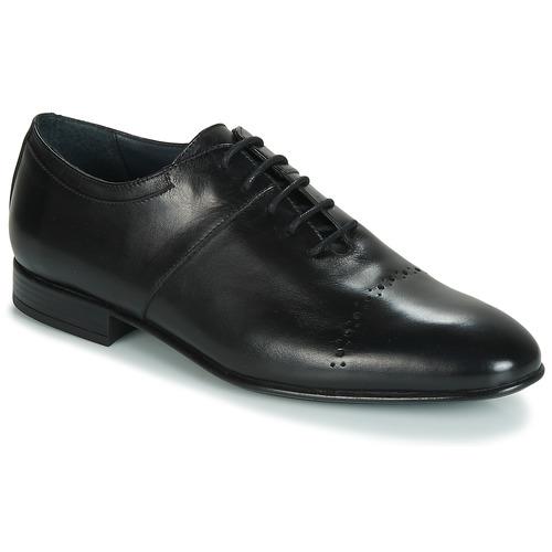 André REMUS Negro - Envío gratis | ! - Zapatos Richelieu Hombre