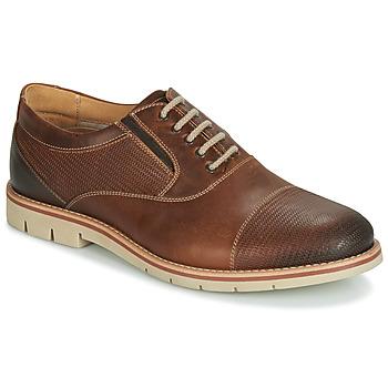 Zapatos Hombre Richelieu André SIMPLY Marrón