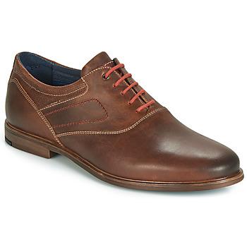 Zapatos Hombre Richelieu André HIMALAYA Marrón