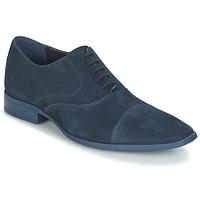 Zapatos Hombre Richelieu André LAMPEDUSA Azul