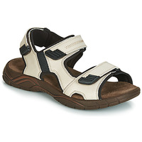 Zapatos Hombre Sandalias André MIAMI Beige
