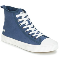Zapatos Hombre Zapatillas altas André SUBWAY Azul
