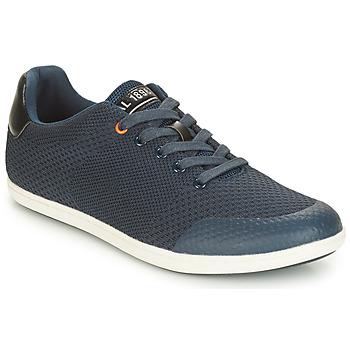 Zapatos Hombre Zapatillas bajas André DUK Azul