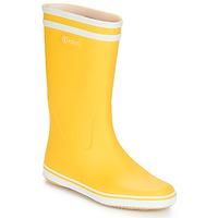 Zapatos Mujer Botas de agua Aigle MALOUINE BT Amarillo