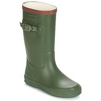 Zapatos Niños Botas de agua Aigle PERDRIX Kaki