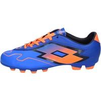 Zapatos Hombre Fútbol Lotto BT586 azul