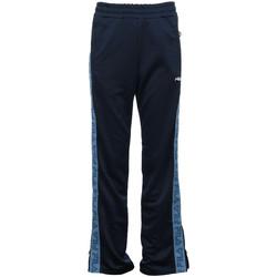 textil Mujer Pantalones de chándal Fila Wn's Thora Track Pants Azul