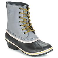 Zapatos Mujer Botas de nieve Sorel SLIMPACK™ 1964 Gris / Negro