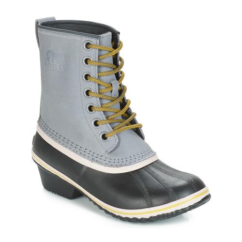 Zapatos 1964 GrisNegro Slimpack™ Botas Nieve Sorel Mujer De TFK13Jlc
