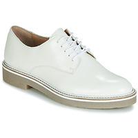 Zapatos Mujer Derbie Kickers OXFORK Blanco