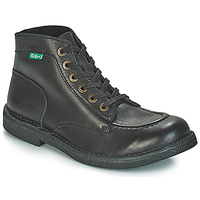 Zapatos Hombre Botas de caña baja Kickers KICKSTONER Negro