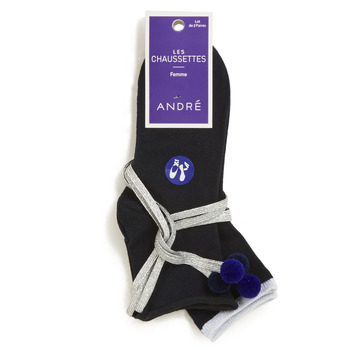 Accesorios textil Mujer Calcetines André DANSE Marino