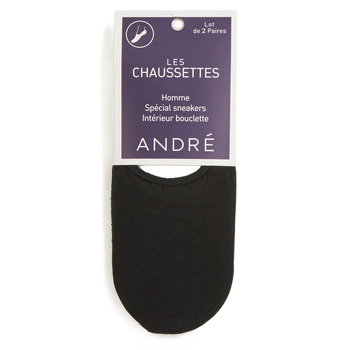 Accesorios textil Hombre Calcetines André TERRY Negro