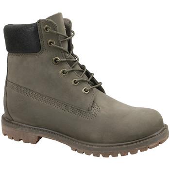 Zapatos Mujer Botas de caña baja Timberland 6 In Premium Boot W Grise