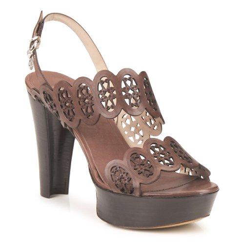 Zapatos de mujer baratos zapatos de mujer Zapatos especiales Fabi PANAMA Marrón