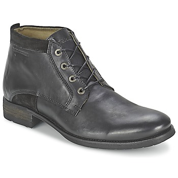 Zapatos Hombre Botas de caña baja Redskins FRICOT Negro