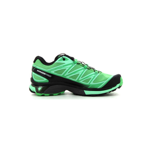 Zapatos Mujer Running / trail Salomon Wings Pro Verde