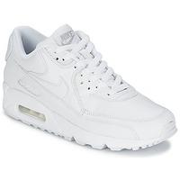 Zapatos Hombre Zapatillas bajas Nike AIR MAX 90 Blanco