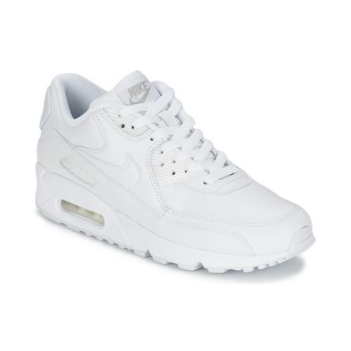 more photos b31a7 2d78f Zapatos Hombre Zapatillas bajas Nike AIR MAX 90 Blanco