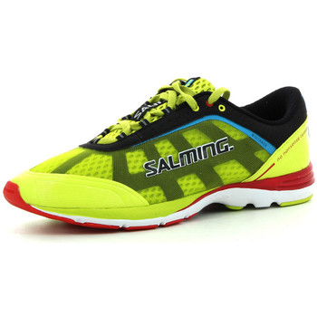 Zapatos Hombre Running / trail Salming Distance Verde
