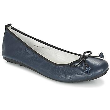 Zapatos Mujer Bailarinas-manoletinas Mac Douglas ELIANE Marino