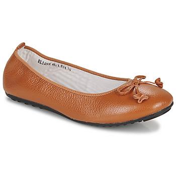Zapatos Mujer Bailarinas-manoletinas Mac Douglas ELIANE Castaña