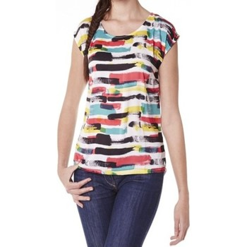 Tee-shirt Tista E15FTSS0220 Blanc