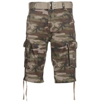 textil Hombre Shorts / Bermudas Schott TR RANGER Camo