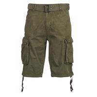 textil Hombre Shorts / Bermudas Schott TR RANGER Kaki